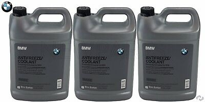 £51.78 • Buy NEW 3 Gallons Pack Genuine BMW Blue Engine Coolant Antifreeze For BMW
