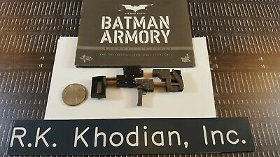 $ CDN10.92 • Buy Hot Toys MMS236  Batman Armory 1/6 Action Figure's One Sticky Bomb Gun Only