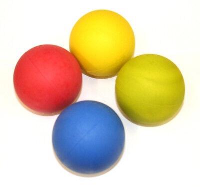 £7.95 • Buy Hyfive - Dog Balls - Floating Rubber Balls For Fetch Training - 4 Pack