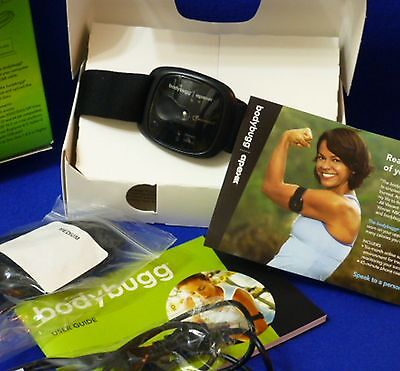 $32.95 • Buy NEW/OPENED BODYBUGG 24hf FITNESS MONITOR PERSONAL CALORIE MANAGEMENT SYSTEM