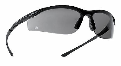£9.59 • Buy Bolle Contour CONTPSF Safety Glasses Smoke Supplied With Microfibre Bag