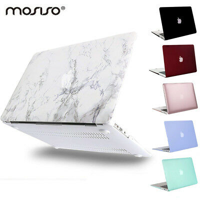 $15.59 • Buy Mosiso Macbook Pro Air 11 13 15 2015 2014 2013 2012 Mac 12 Inch Shell Case Cover