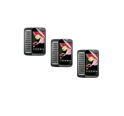 Mirror Screen Protector For Huawei T-Mobile MyTouch Q 2 U8730 Qwerty Buddy Phone • 3.63£