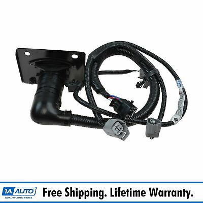 $284.95 • Buy OEM Trailer Tow Hitch Wiring Harness 7 Pin Connector For Toyota Tacoma Brand New
