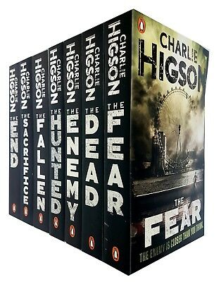 £99.99 • Buy Charlie Higson's 7 Books Collection The Enemy Series (The End, The Hunted ) NEW