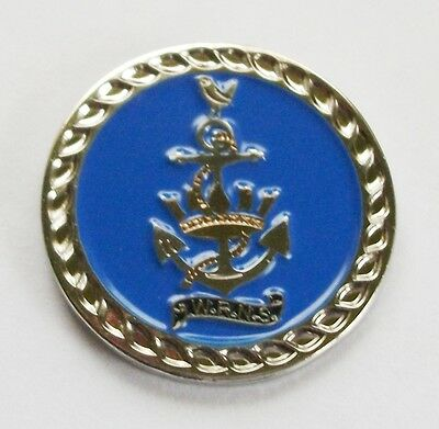 Women's Royal Naval Service (wrns) Lapel Pin • 3.95£