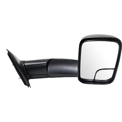 $57.82 • Buy Tow Mirror For 2002 2009 Dodge Ram 1500 Passenger Side Manual Fold Blind Spot