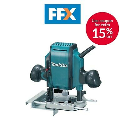 Makita RP0900X 240v 1/4in And 3/8in Plunge Router • 140£