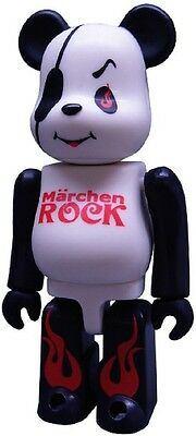 $29.99 • Buy Bearbrick Bearbrick Series 2 Marchen Rock Action Figure Medicom