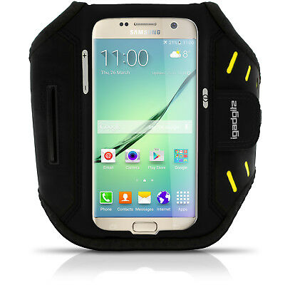 Fitness Sports Armband For Samsung Galaxy S7 SM-G930 Running Jogging Gym Cover • 2.99£