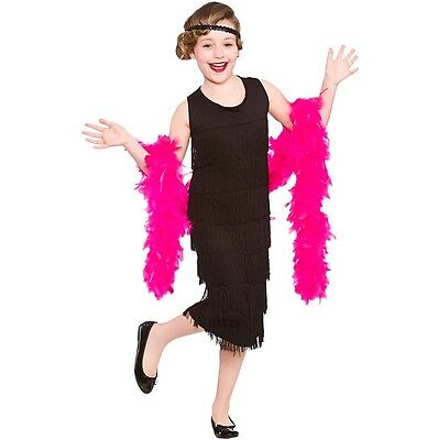 £4.99 • Buy Childrens Girls Charleston Flapper Fancy Dress Costume Book Day 20s Outfit W
