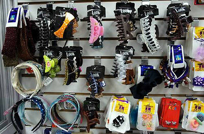 $ CDN72.90 • Buy Lot Of 144 Pieces - Great Assortment Of Women's And Girls Hair Accessories