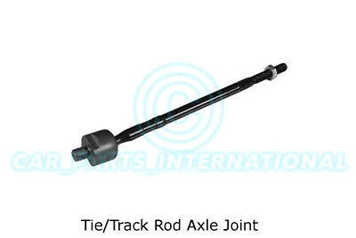 AU31.64 • Buy MOOG Front Axle Left Or Right, Track Tie Rod Axle Joint, MI-AX-7305