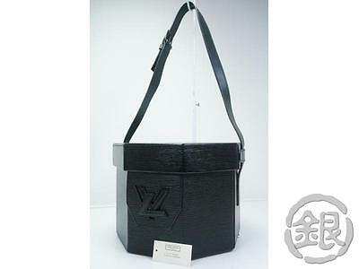 Auth Pre-owned Louis Vuitton Octogonal Cosmetic Vanity Train Bag M80150 #160764 • 1,321.22£
