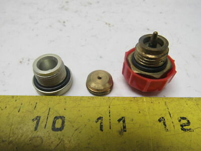 $18.99 • Buy Watts RK606Y Needle Valve Assembly Repair Kit For L606 Lubricator Lot Of 3