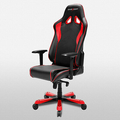 AU1270.69 • Buy DXRACER Office Chairs OH/SJ08/NR PC Gaming Chair Racing Seats Computer Chair