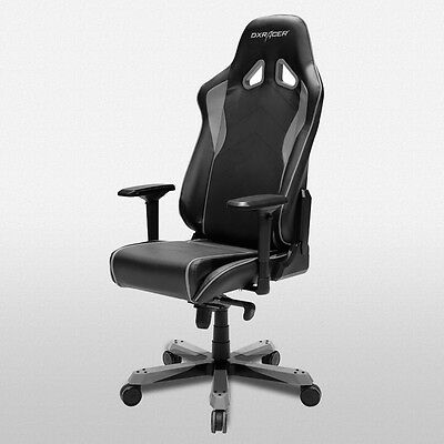 AU1270.69 • Buy DXRACER Office Chairs OH/SJ08/NG PC Gaming Chair Racing Seats Computer Chair