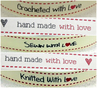 * With Love Labels *  Crafts, Cards, Toys Etc... Choice Of Design - 20 Labels • 2.50£