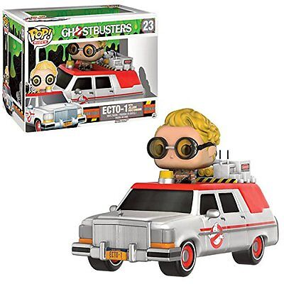 Pop! Rides: Ghostbusters 2016 Ecto-1 Figure #23 By Funko • 17.86£
