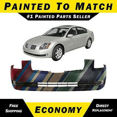 $290.99 • Buy NEW Painted To Match- Front Bumper Cover For 2004 2005 2006 Nissan Maxima 04-06