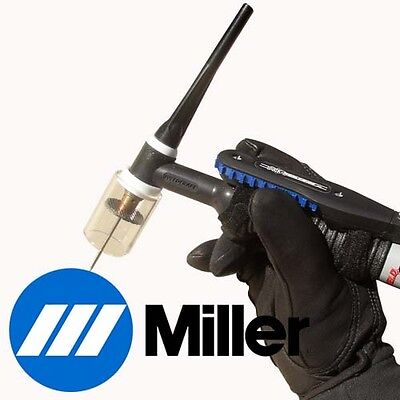 $226.12 • Buy TIG Torch Remote Hand Amperage Control Miller 5 Pin Rotary - Cable Length:28 Ft.