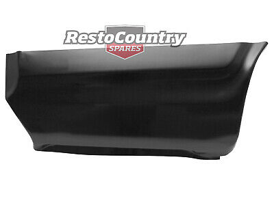 AU82.90 • Buy Ford Rear Quarter Rust Repair Panel Section XA XB XC Sedan Coupe RIGHT OUTER 1/4