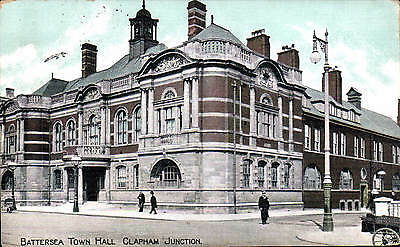£9.50 • Buy Clapham Junction. Battersea Town Hall By Charles Martin.