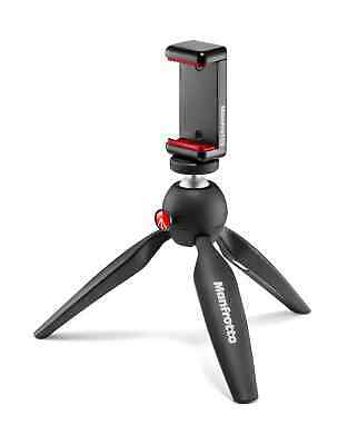 AU45.75 • Buy Manfrotto Mini Pixi Table Top Tripod With SmartPhone Clamp