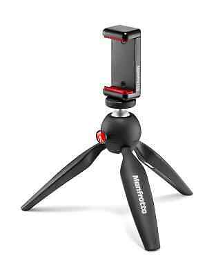 AU49 • Buy Manfrotto Mini Pixi Table Top Tripod With SmartPhone Clamp