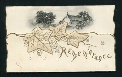 £662.20 • Buy Rare Christmas Card From Queen Victoria To Lady Southampton Signed Vri 1897