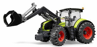 AU97.27 • Buy Bruder Toys Class Axiom 950 Tractor With Frontloader 03013 NEW