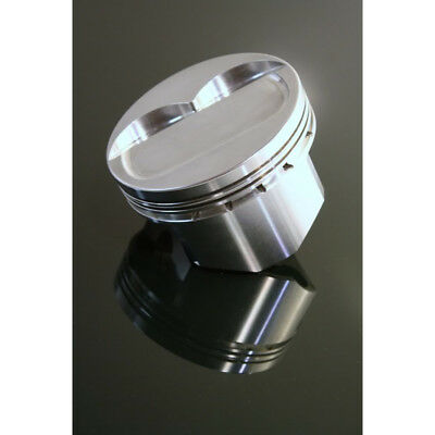 AU689.83 • Buy DSS Racing Piston Set 8173SX-4165; SX 4.165  Bore Forged Dish For Chevy 400 SBC
