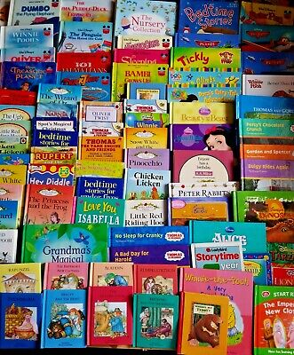 Ladybird Toddler Childrens Fiction Books Age 3-7 Bundle X 20 Various Used Books • 24.99£