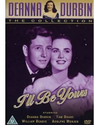 Deanna Durbin Ill I'll Be Yours DVD 1940s Film New • 12.95£