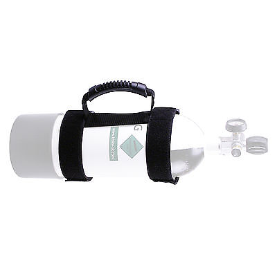 £14.39 • Buy Best Fittings Carrying Handle - PCP Airgun Filling Cylinder Divers Bottle