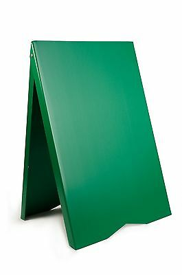 A-BOARD PAVEMENT SIGN MENU SANDWICH BOARD SIGN UK FREE DELIVERY Choose Colour • 32£