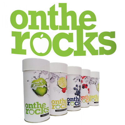 On The Rocks Cider Fruit Flavoured Home Brew Refill Ingredient Kit FULL RANGE • 25.75£