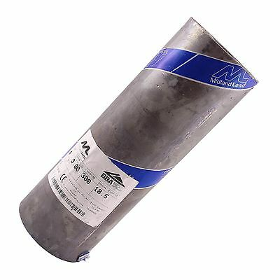 300mm 12  Inch Code 4 Lead Flashing Roll Roof Roofing Repair Midland Lead • 37.57£