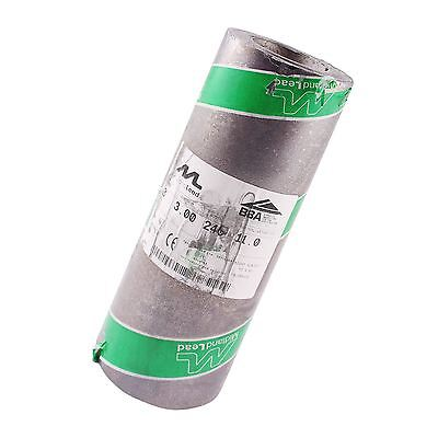 240mm 9  Inch Code 3 Lead Flashing Roll Roof Roofing Repair Midland Lead • 24.77£