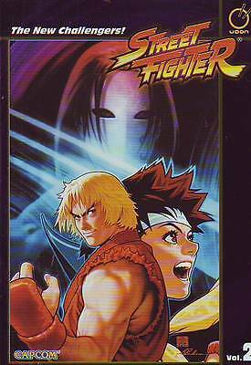 AU22.99 • Buy Street Fighter Volume 2 The New Challengers! Trade Paperback Udon