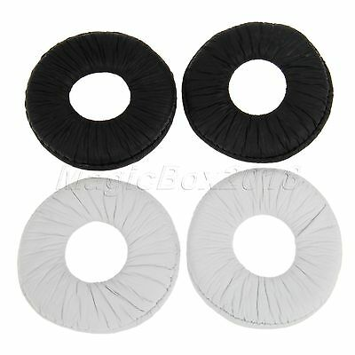 Replacement 70mm Ear Pads Cushion For Sennheiser Panasonic Sony MDR-ZX100 ZX300 • 1.88£