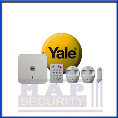 Yale Sr-320 Wireless Alarm, App Control Wifi - Yale Uk Stockist!! • 999.99£