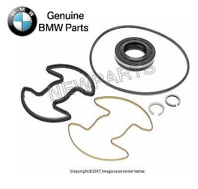 $44.96 • Buy For BMW 318i 325 524 M3 M6 Seal Kit For Power Steering Pump Genuine 32411135880