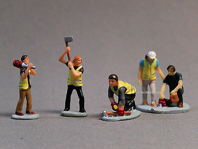 $24.84 • Buy LIONEL LOGGERS PEOPLE PACK FIGURES O GAUGE Worker Forrest Trees Axe 6-81871 NEW