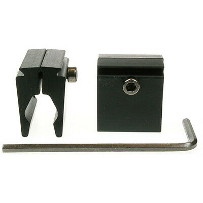 Crosman PRO BLOCKS Blox Intermount Dovetail 11mm Scope Mount Adaptor 459MTC • 12.39£