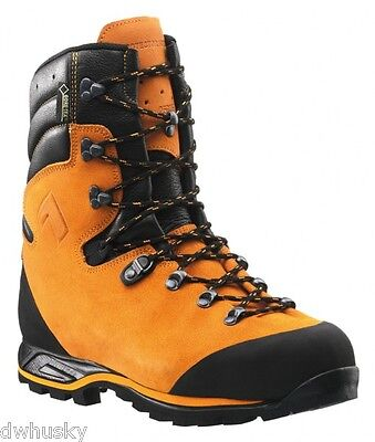 Haix Proctector Forest Chainsaw Gore-Tex Boots Class 2 Waterproof Size 8 (42) • 214£