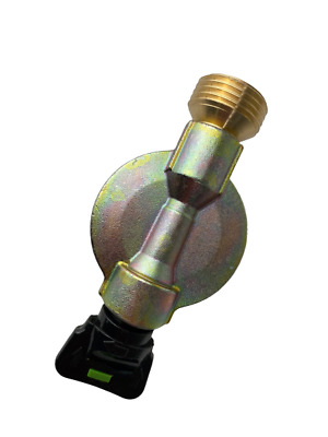 Caravan Motorhome Calor 21mm Butane Gas Clip On Pigtail Adaptor • 11.47£