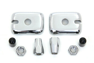 $36.79 • Buy Swingarm End Caps And Nuts Fits Harley-Davidson