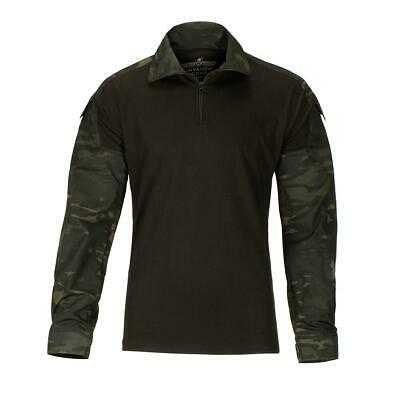 Invader Gear Airsoft Ubacs Shirt Night ATP Black Under Armour Army  • 32.99£