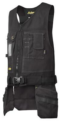 Snickers 4254 Utility Work Toolvest, Canvas+ BLACK • 76.34£